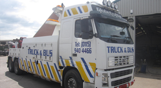 Truck and Bus Repairs Ltd